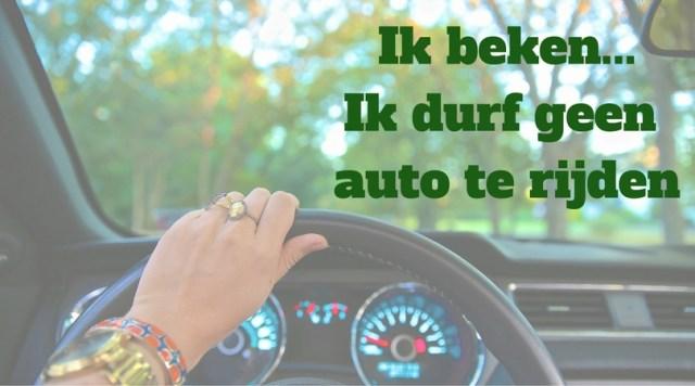 auto rijden