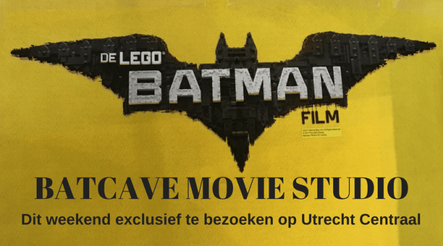 BATCAVE MOVIE STUDIO