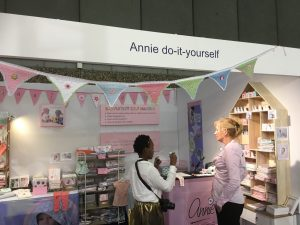 Negenmaandenbeurs Annie do-it-yourself