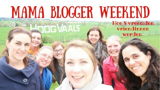 Mama Bloggerweekend