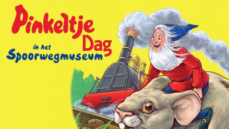 Pinkeltje Dag Spoorwegmuseum