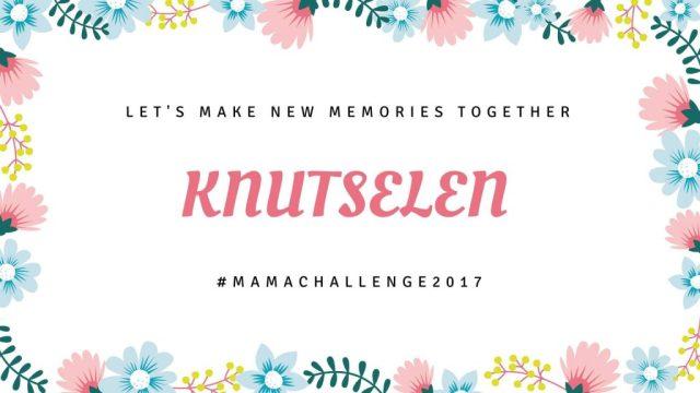 Mamachallenge 2017 - Knutselen