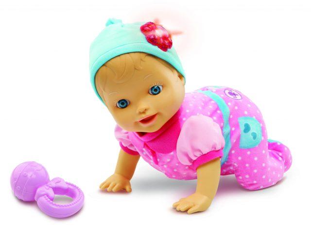 Vtech 25 jaar bloghop - Little Love Lilly - Kruip met mij Baby