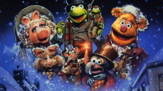 Christmas Carol Muppets