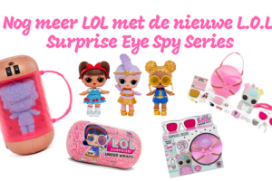 Nog meer LOL met L.O.L. Surprise Eye Spy Series