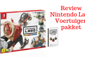 Review_ Nintendo Labo Voertuigenpakket