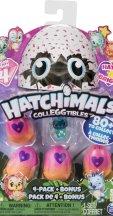 Hatchimals CollEGGtibles 4 Pack met bonus - Seizoen 4