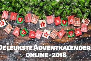 De leukste Adventkalenders online - 2018