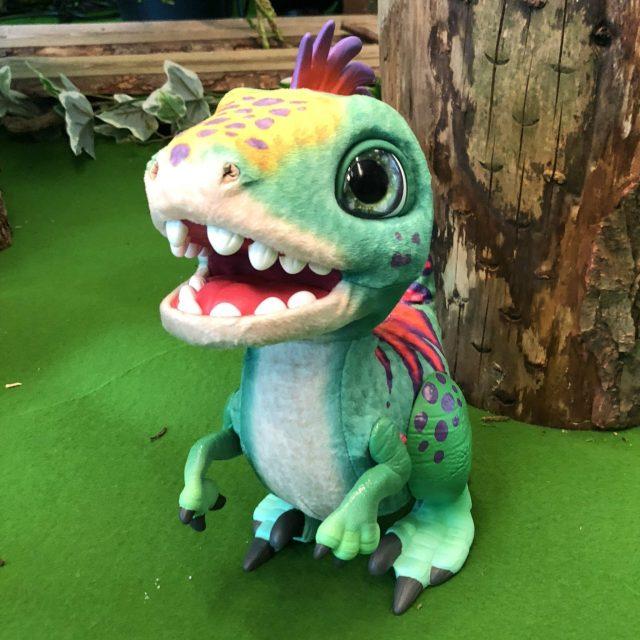 FurReal Munchin Dinosaurus