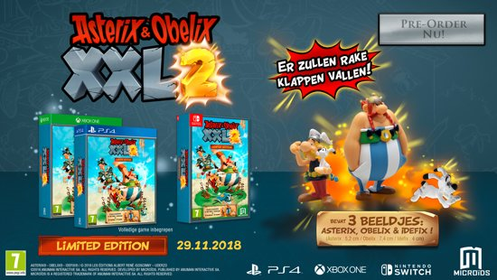 Asterix en Obelix XXL 2