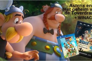 Asterix en Het geheim van de toverdrank + winactie