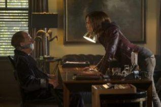 Jeff Harlan and Jennifer Garner star in PEPPERMINT