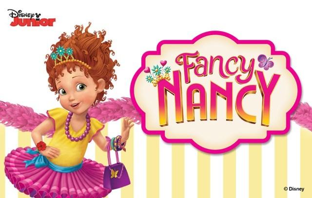 Fancy Nancy Clancy nieuw op Disney Channel + Winactie