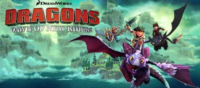 Game: Dragon Dawn New Riders + Winactie