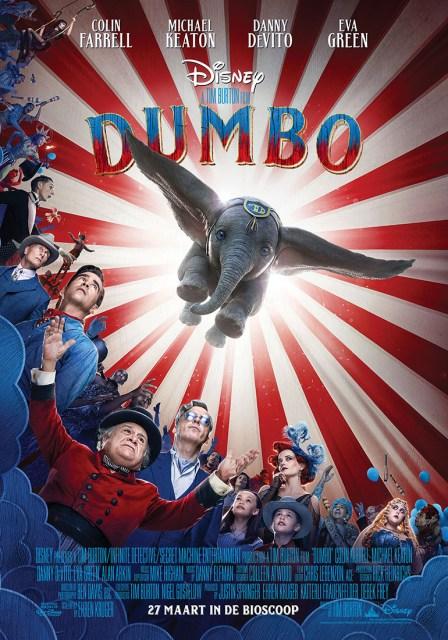 Dumbo © 2018 Disney Enterprises, Inc. All Rights Reserved.