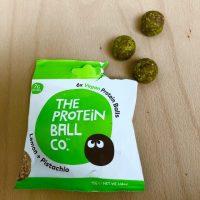 Lemon + Pistachip Protein Ball - The Protein Ball Co.
