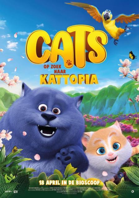 Cats: op zoek naar Kattopia