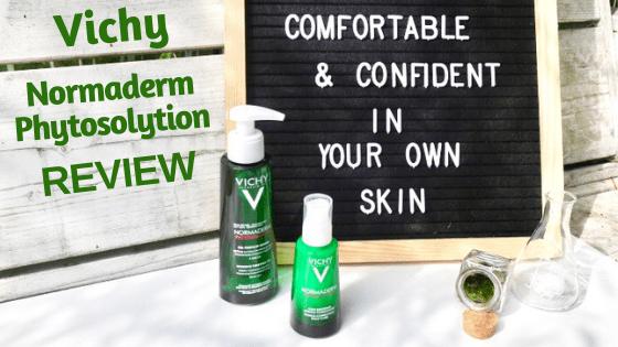 Review | Ontdek Normaderm Phytosolution voor jouw acné gevoelige en vette huid