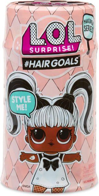 L.O.L. Surprise! Makeover #hairgoals