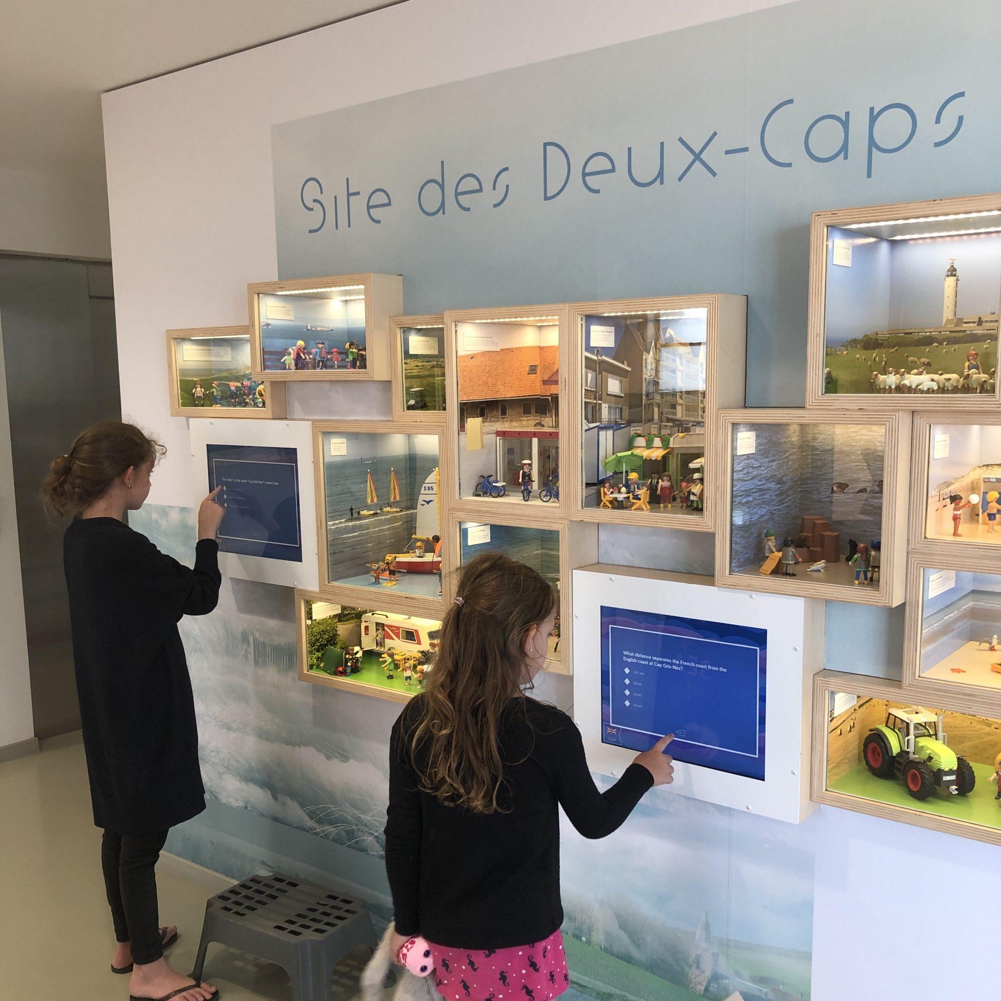 Pas-de-Calais Maison du site des Deux Caps