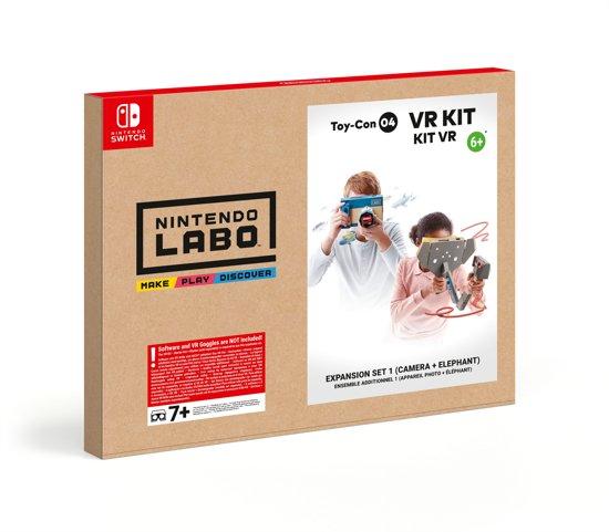 Nintendo Labo VR set 1
