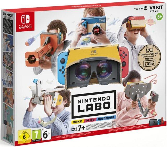 Nintendo Labo VR totaal pakket