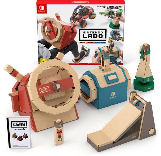 Nintendo Labo Voertuigen