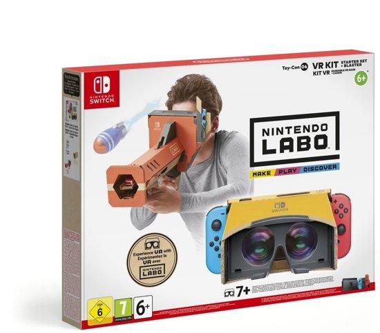 Nintendo Labo VR Knaller
