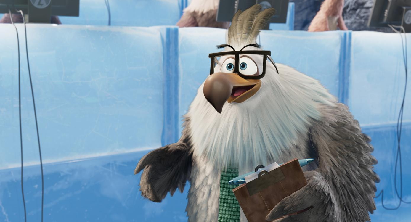 Glenn (Eugenio Derbez) in Columbia Pictures and Rovio Animations' ANGRY BIRDS 2.
