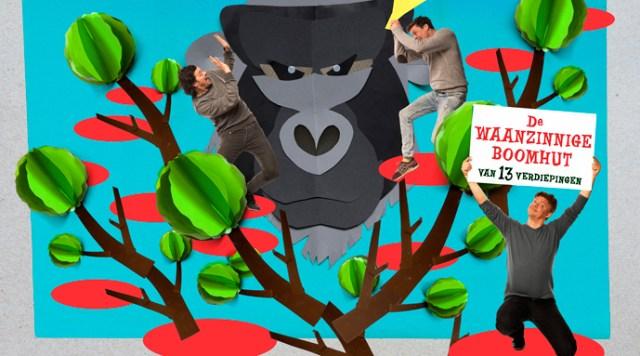Meneer Monster Waanzinnige Boomhut Theaterseizoen 2019-2020