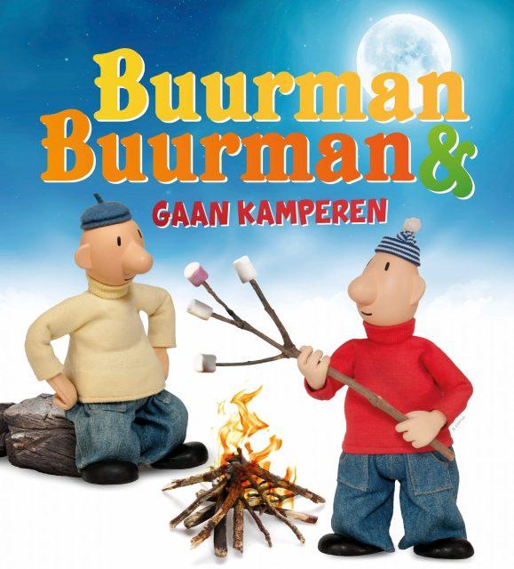 Buurman & Buurman gaan kamperen Theaterseizoen 2019-2020