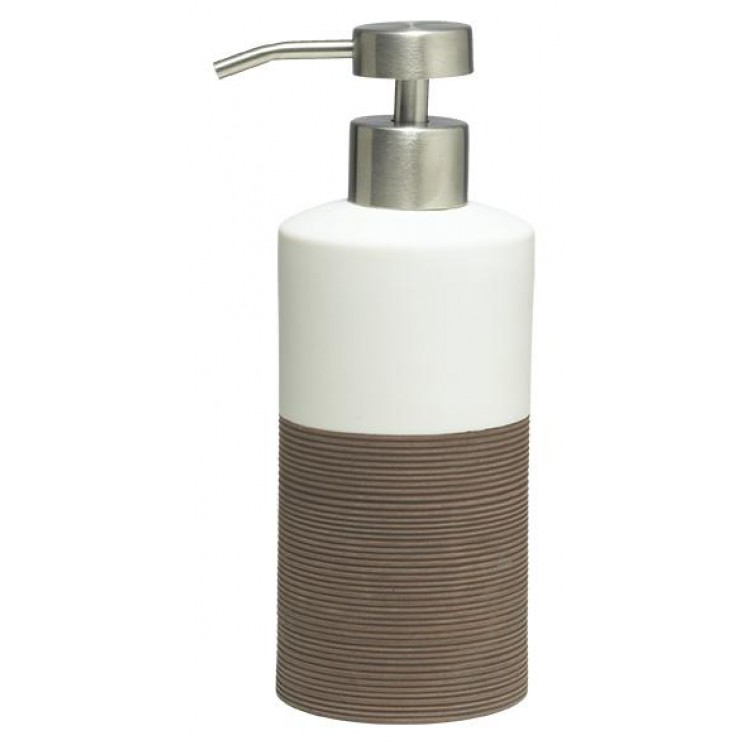 Pinp je badkamer - zeepdispenser