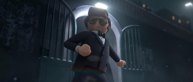 Playmobil de film - Dex Dasher