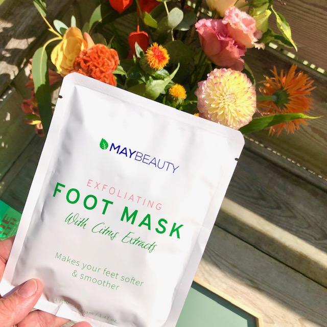 Footmask - Maybeauty