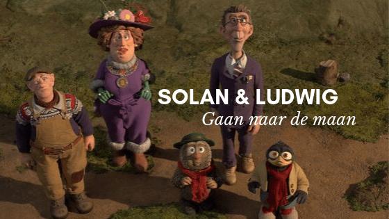 Solan & Ludwig gaan naar de maan