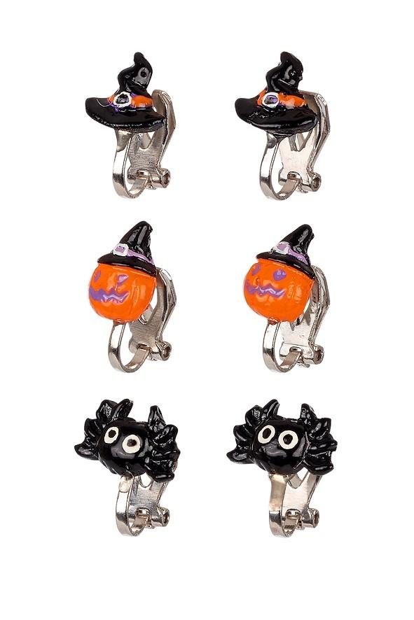 Souza Halloween oorbellen