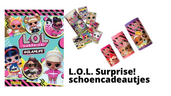 L.O.L. Surprise! schoencadeautjes