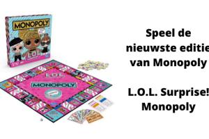 L.O.L. Surprise! Monopoly