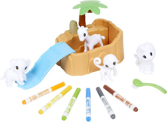 Crayola Washanimals safari