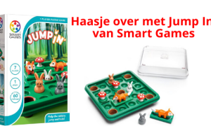 Haasje over met Jump In' van Smart Games