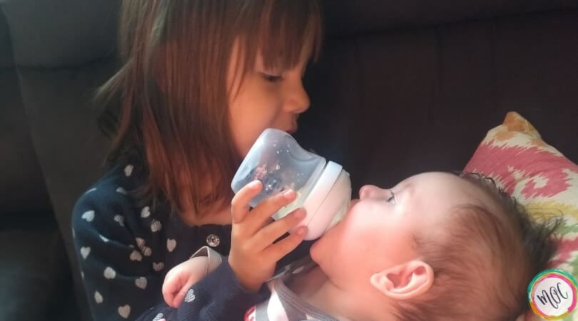 Breastfed Baby Not Gaining Weight - Mama's Organized Chaos
