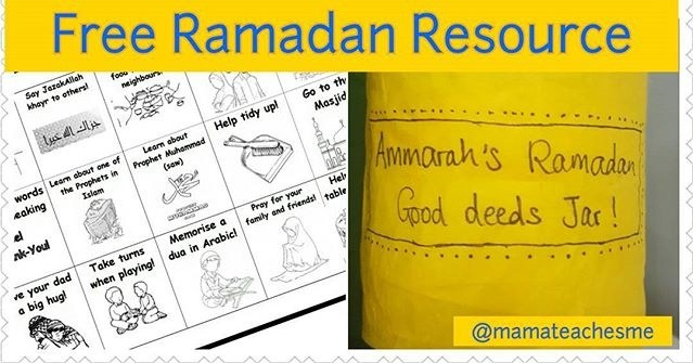 Free Ramadan Resource!