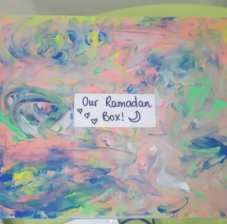 Daily Ramadan Activities with Kids