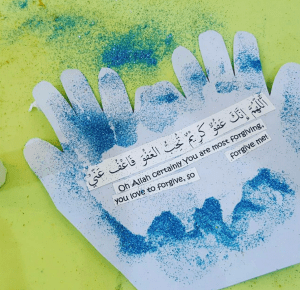 dua hands ramadan 2018 ramadan crafts