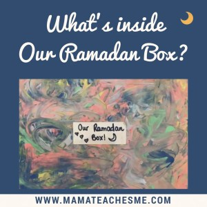 ramadan box activities