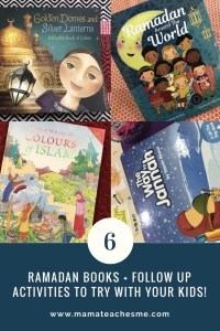 ramadan books with activities