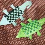 crocodile weave, comprehension