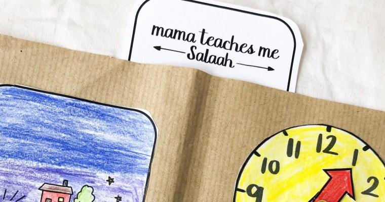 Mama Teaches Me Salaah