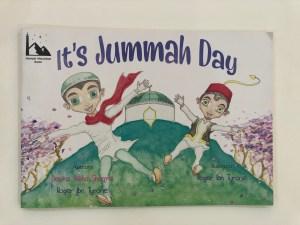 its jummah day, friday, jummah,