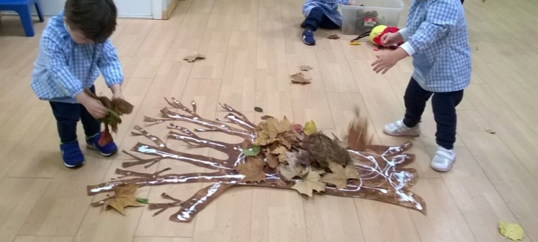 Actividades en la Escuela Infantil Mamatina de Aravaca (4)